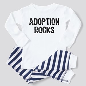 Adoption Rocks Toddler Pajamas