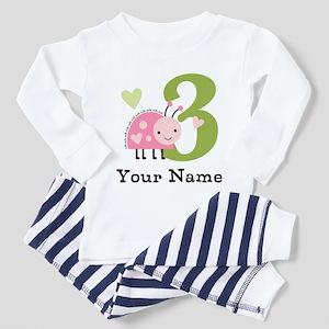 Ladybug (3) Toddler Pajamas