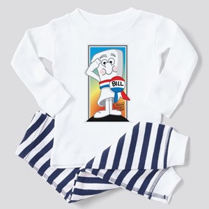 SchoolHouse Rocks Bill 2 Toddler Pajamas