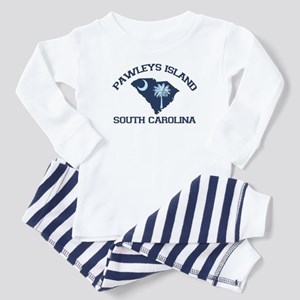 Pawleys Island SC - Map Design Toddler T-Sh