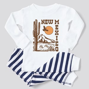 New Mexico Toddler Pajamas
