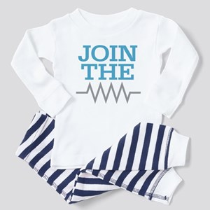 Join The Resistance Toddler Pajamas