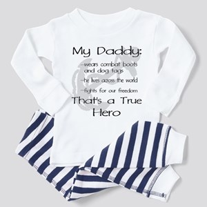 True Hero Navy Toddler Pajamas