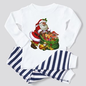 Santa Claus! Toddler Pajamas