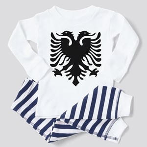 Albanian Eagle Toddler Pajamas