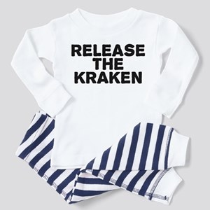 Release Kraken Toddler Pajamas