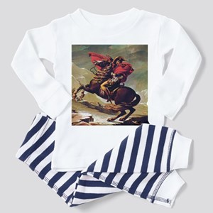 Napoleon On Horse Painting Pajamas