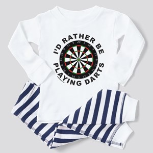 DARTBOARD/DARTS Toddler Pajamas