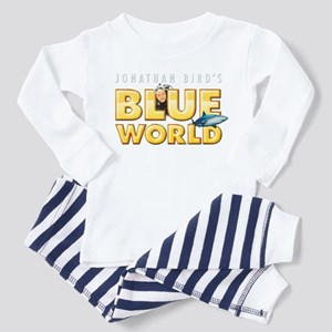 Jonathan Bird's Blue World Toddler Pajamas