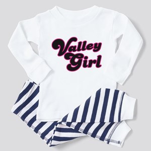 Valley Girl #1 Toddler Pajamas