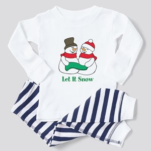 Snowman Toddler Pajamas