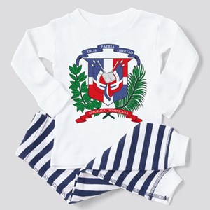 Dominican Republic Coat of Ar Toddler T-Shi