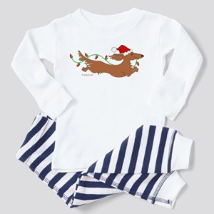 XMAS L RED(05) Toddler Pajamas