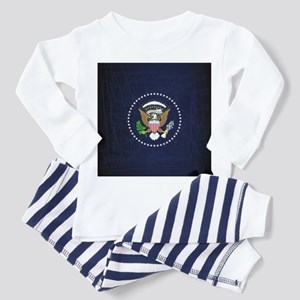 President Seal Eagle Pajamas