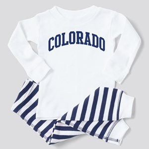 Blue Classic Colorado Toddler Pajamas