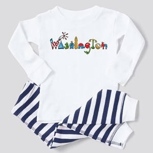 Washington, D.C. Toddler Pajamas