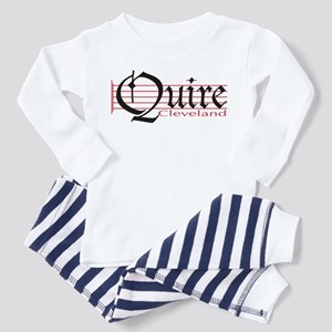 Quire Cleveland Toddler Pajamas