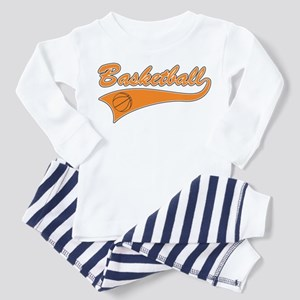Basketball Toddler Pajamas