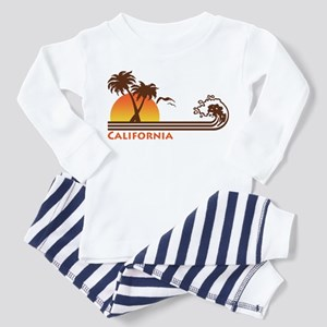 California Toddler Pajamas