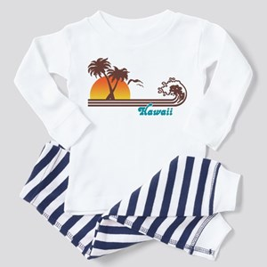 Hawaii Toddler Pajamas