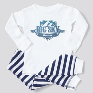 Big Sky Montana Ski Resort 1 Pajamas