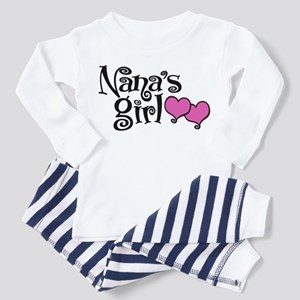 Nana's Girl Toddler Pajamas
