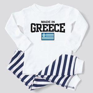 Made in Greece Toddler Pajamas