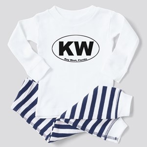 KW (Key West) Toddler Pajamas