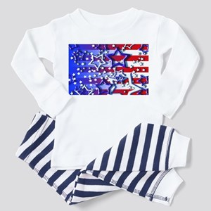STARS & STRIPES Toddler Pajamas
