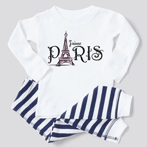 J'aime Paris Toddler Pajamas