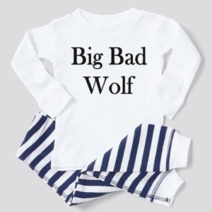 "Instant ""Big Bad Wolf"" Toddler Pajamas"