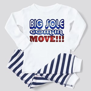 Big Sole Com'in, Move! Toddler Pajamas
