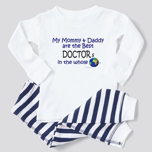 Best Doctors In The World Toddler Pajamas