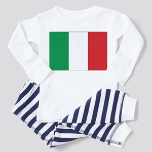 Italy Flag Toddler Pajamas