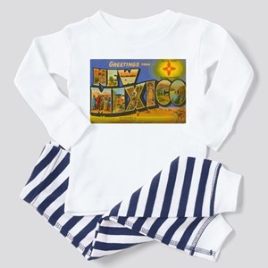 New Mexico NM Toddler Pajamas