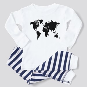 The World Toddler Pajamas