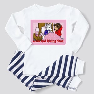 Red Riding Hood Toddler Pajamas