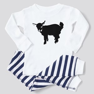 Baby Goat Toddler Pajamas