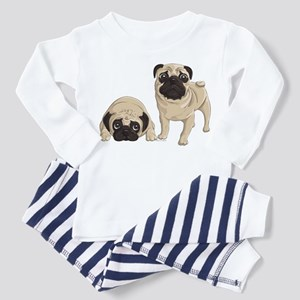Pugs Toddler Pajamas