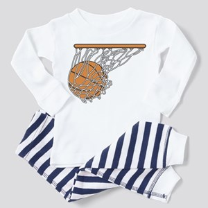 Basketball117 Toddler Pajamas