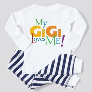 Love Grandmother Toddler Pajamas