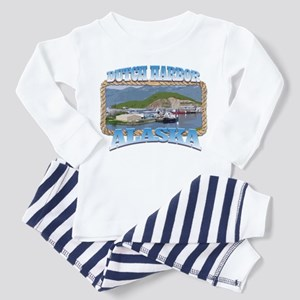 DUTCH HARBOR ALASKA Toddler Pajamas