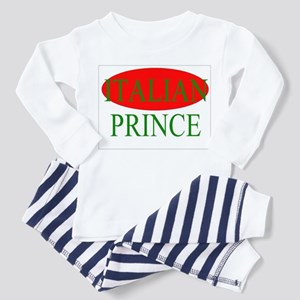 Italian Prince Toddler Pajamas