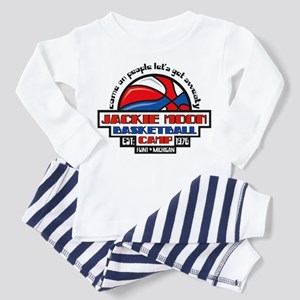 Jackie Moon Basketball Camp Toddler Pajamas