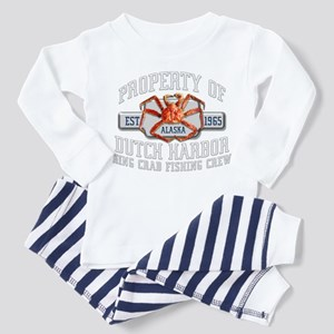 DEADLIEST CRABS Toddler Pajamas