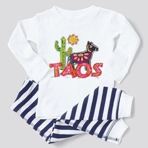 Taos Desert Toddler Pajamas