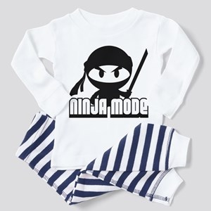 Ninja mode Toddler Pajamas