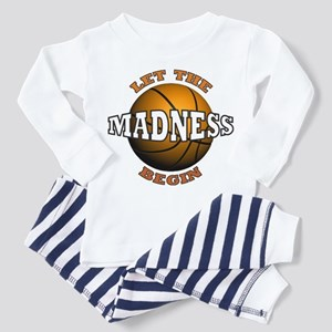 Madness Begins - Toddler Pajamas