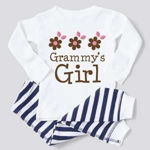 Grammy's Girl Daisies Toddler Pajamas