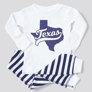 Texas Toddler Pajamas